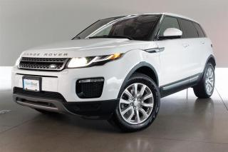 Used 2018 Land Rover Evoque 237hp SE for sale in Langley City, BC