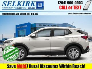 New 2021 Buick Encore GX Essence for sale in Selkirk, MB