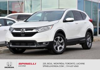 Used 2018 Honda CR-V EX AWD TOIT TRES BAS KM AWD*AC*AUTO*CAMERA*BLUETOOTH*APPLE CAR PLAY/ANDROID AUTO*++ for sale in Lachine, QC