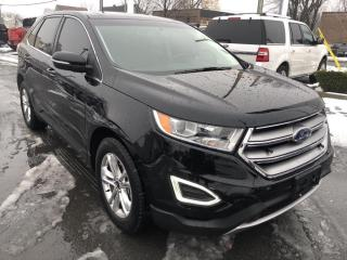 Used 2017 Ford Edge SEL for sale in Cornwall, ON
