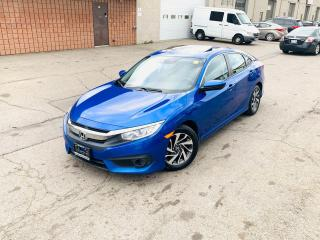 Used 2017 Honda Civic Sedan EX | 1 OWNER | NO ACCIDENTS | CERTIFIED for sale in Burlington, ON