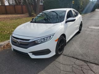 Used 2017 Honda Civic LX for sale in Roxboro, QC