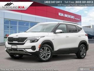 New 2021 Kia Seltos LX for sale in Calgary, AB