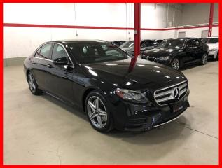 Used 2018 Mercedes-Benz E-Class E300 4MATIC TECHNOLOGY PREMIUM CLEAN CARFAX! for sale in Vaughan, ON