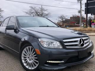 Used 2011 Mercedes-Benz C-Class 4dr Sdn C 250 4MATIC for sale in Waterloo, ON