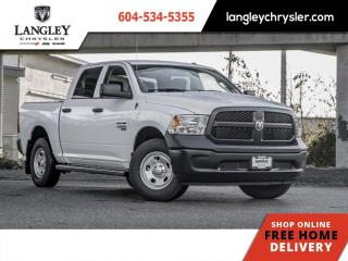 New 2020 RAM 1500 Classic Tradesman for sale in Surrey, BC