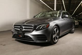 Used 2017 Mercedes-Benz E-Class 4DR SDN E 400 4MATIC for sale in North York, ON