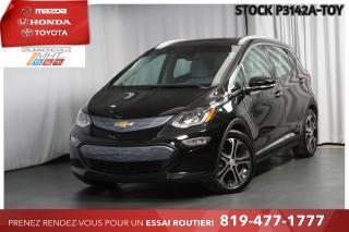 Used 2017 Chevrolet Bolt EV ENSEMBLE   ** PREMIER  ** for sale in Drummondville, QC