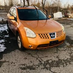 Used 2008 Nissan Rogue SL AWD Fully loaded Affordable Japanese SUV for sale in Toronto, ON