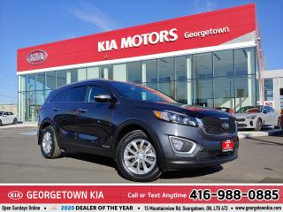 Used 2018 Kia Sorento LX V6   AWD   1 OWNER   CLEAN CARFAX   7 PASS  57K for sale in Georgetown, ON