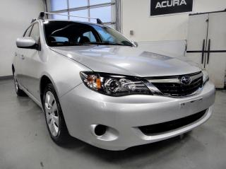 Used 2009 Subaru Impreza DEALER MAINTAIN,NO ACCIDENT,HB for sale in North York, ON