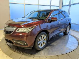 Used 2016 Acura MDX SH-AWD for sale in Edmonton, AB
