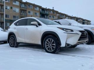 Used 2016 Lexus NX 200t Nx200t for sale in Red Deer, AB