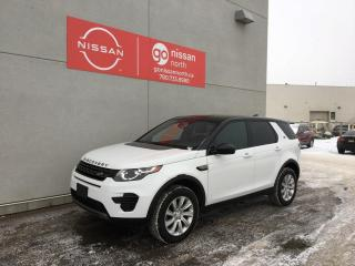 Used 2017 Land Rover Discovery Sport SE for sale in Edmonton, AB