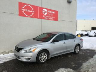 Used 2014 Nissan Altima 2.5 SV for sale in Edmonton, AB
