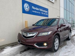 Used 2017 Acura RDX ELITE AWD - LOADED for sale in Edmonton, AB