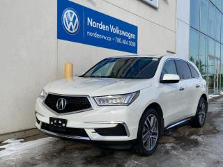 Used 2017 Acura MDX TECH PKG AWD - LOADED for sale in Edmonton, AB