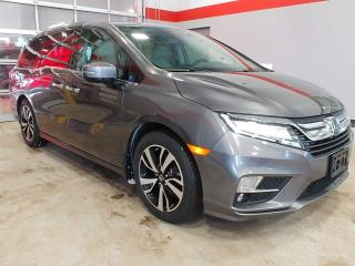 Used 2018 Honda Odyssey Touring for sale in Red Deer, AB