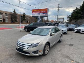 Used 2010 Ford Fusion SEL for sale in Toronto, ON
