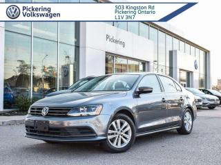 Used 2017 Volkswagen Jetta Sedan Wolfsburg Edition for sale in Pickering, ON