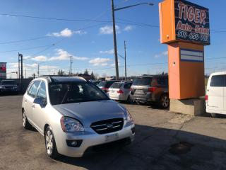 Used 2008 Kia Rondo LX**ONLY 175KMS**AUTO**4 CYLINDER**AS IS SPECIAL for sale in London, ON