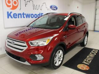 Used 2018 Ford Escape AWD | Back up camera | LOW KM | Clean unit for sale in Edmonton, AB