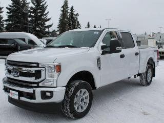 New 2021 Ford F-250 Super Duty SRW XLT | 4X4 Crew Cab | 6.2L V8 | Power Seats | Reverse Sensing System | Rear View Camera | Trailer Tow Package for sale in Edmonton, AB