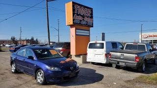 Used 2006 Mazda MAZDA3 GX**ONLY 179KMS**MANUAL**AS IS SPECIAL for sale in London, ON