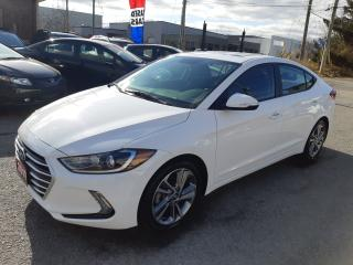 Used 2017 Hyundai Elantra for sale in Ottawa, ON