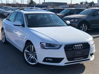 Used 2013 Audi A4 Premium for sale in Oakville, ON