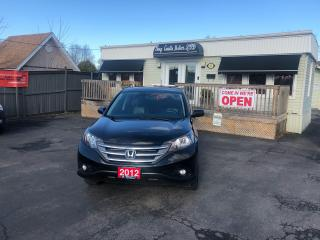 Used 2012 Honda CR-V EX-L for sale in Sutton, ON
