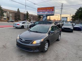 Used 2011 Toyota Corolla CE for sale in Toronto, ON