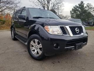 Used 2010 Nissan Pathfinder SE / 7 Seater / Power Group / Certified for sale in Woodbridge, ON