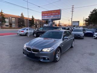 Used 2016 BMW 5 Series 528i xDrive for sale in Toronto, ON