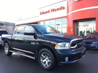 Used 2018 RAM 1500 Limited for sale in Courtenay, BC