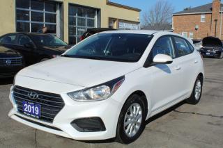 Used 2019 Hyundai Accent Preferred for sale in Brampton, ON