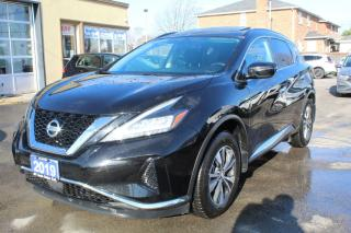 Used 2019 Nissan Murano SV AWD SUNROOF for sale in Brampton, ON