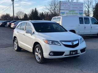 Used 2013 Acura RDX Tech Pkg for sale in Komoka, ON