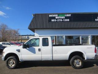 Used 2009 Ford F-250 XL, 4X4, SUPER CAB, LONG BOX, TRITON, 6 PASSENGERS for sale in Mississauga, ON