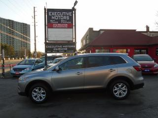 Used 2013 Mazda CX-9 GS/ MINT CONDITION / 7 PASSENGER / ALLOYS / CLEAN for sale in Scarborough, ON