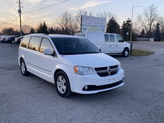 Used 2014 Dodge Grand Caravan Crew for sale in Komoka, ON
