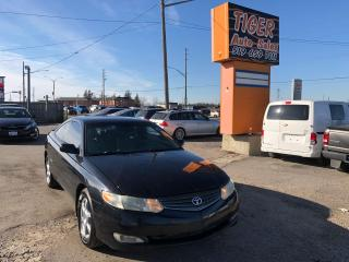Used 2003 Toyota Camry Solara SLE**LEATHER**LOADED**RUNS GREAT**AS IS SPECIAL for sale in London, ON