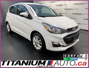 Used 2019 Chevrolet Spark LT+Camera+A/C+Apple Play+Android Auto+XM Radio for sale in London, ON