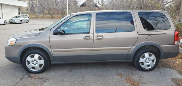 2006 Pontiac Montana w/1SA EXTENDED VAN