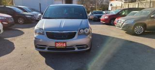 Used 2014 Chrysler Town & Country S for sale in Scarborough, ON