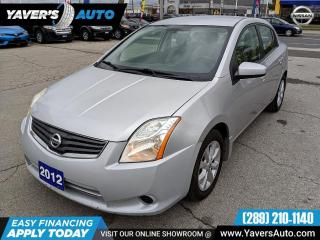 Used 2012 Nissan Sentra 2.0 for sale in Hamilton, ON