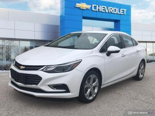 Used 2016 Chevrolet Cruze Premier True North Edition | Sunroof | Navigation | Heated Seats for sale in Winnipeg, MB