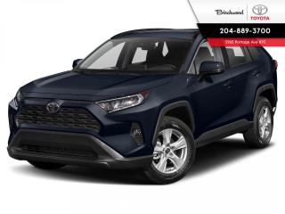 New 2021 Toyota RAV4 XLE STANDARD PKG for sale in Winnipeg, MB