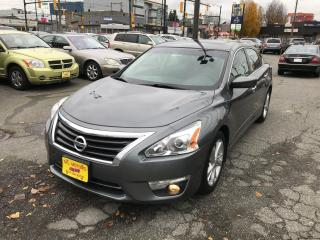 Used 2015 Nissan Altima 2.5 SV for sale in Vancouver, BC