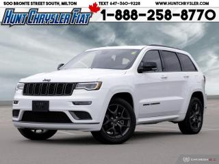 Used 2020 Jeep Grand Cherokee LIMIED X | HOOD | CARPLAY | PANO | LOADED!!! for sale in Milton, ON